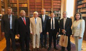 Το ΕΛΛΑ-ΔΙΚΑ ΜΑΣ συναντήθηκε με τον Πρόεδρο της Δημοκρατίας