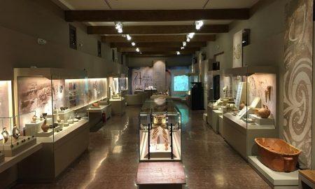 Εγκαινιάζεται το νέο Αρχαιολογικό Μουσείο Πύλου