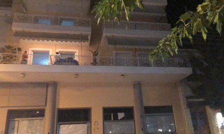 Συναγερμός για διάρρηξη σε διαμέρισμα στη Σανταρόζα