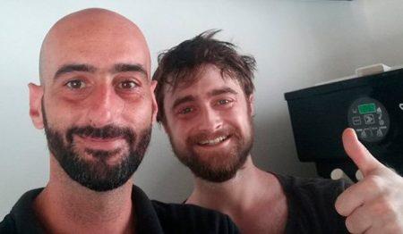 Και ο … Harry Potter κάνει διακοπές στη Costa Navarino