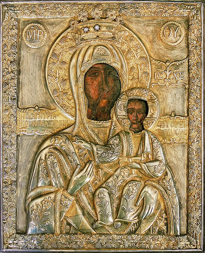 Ιερά Μονή Βουλκάνου: Ανακαινίστηκε και εγκαινιάζεται σήμερα Κυριακή 12/8