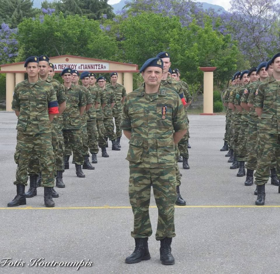 Και οι Τρίτεκνοι Μεσσηνίας συμμετείχαν στην έκθεση – Στα σύνορα ο Κορομηλάς!