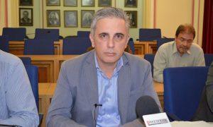 Με τη στήριξη του ΣΥΡΙΖΑ ο Μανώλης Μάκαρης