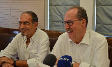 Παρουσιάστηκε επίσημα ο νέος καλλιτεχνικός Διευθυντής του ΔΗΠΕΘΕΚ Γιάννης Μαργαρίτης