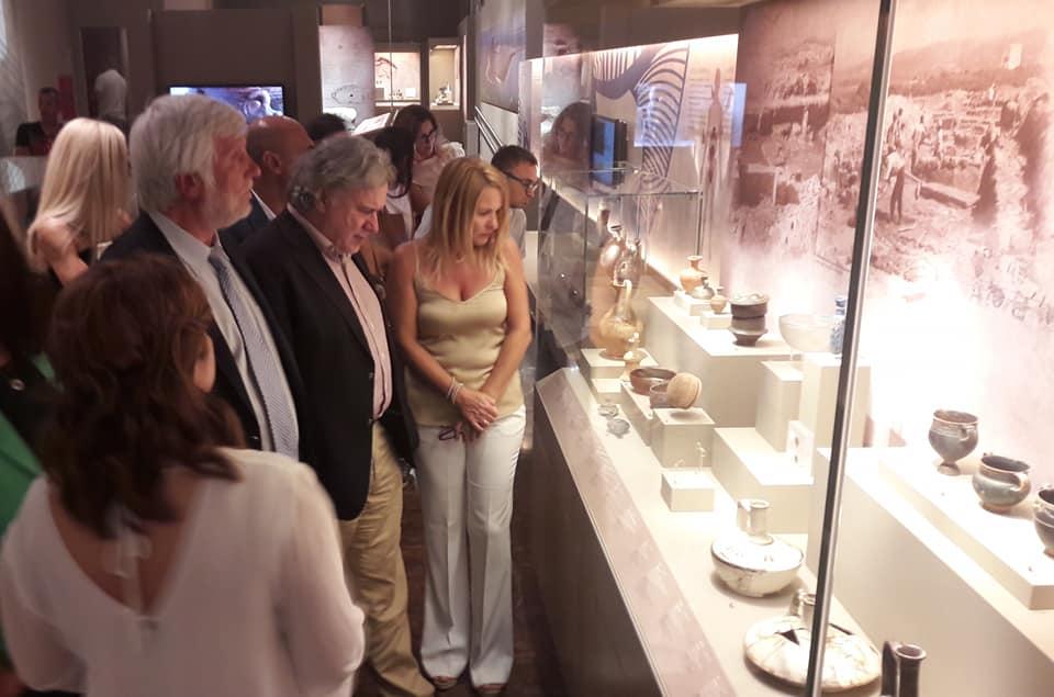 Πύλος: Εγκαινιάστηκε το υπερσύγχρονο Αρχαιολογικό Μουσείο