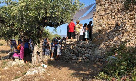 Καρδαμύλη: Τα εννιάμερα της Παναγίας στη νήσο Μερόπη