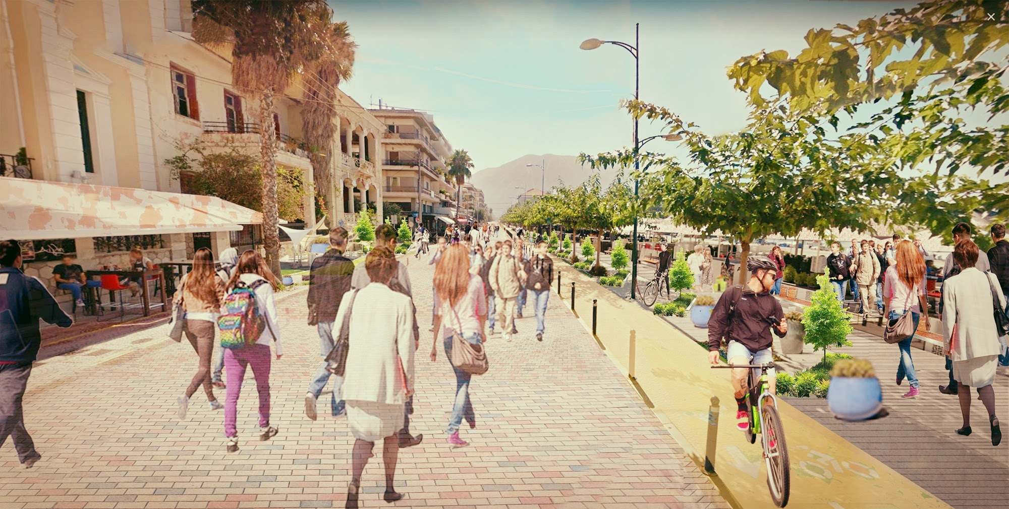 Σπόρος: Μια ματιά στο μέλλον της πόλης