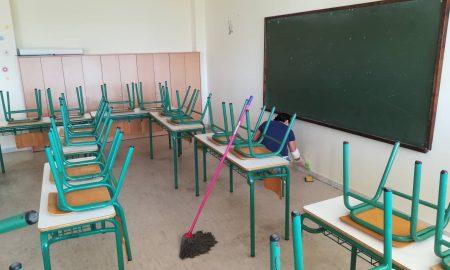 Έτοιμο για το πρώτο κουδούνι το 10ο Δημοτικό Σχολείο