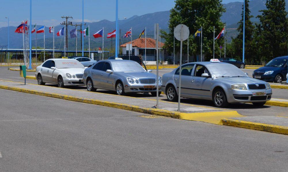 Ομόφωνη απόφαση του ΠΕΣΥΠ για την προμίσθωση των ταξί στο Αεροδρόμιο Καλαμάτας
