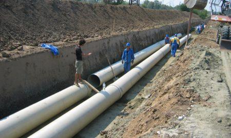 Φ800: Ο νέος αγωγός μεταφοράς νερού για 150.000 κατοίκους σε Καλαμάτα-Μεσσήνη-Δυτ.Μάνη