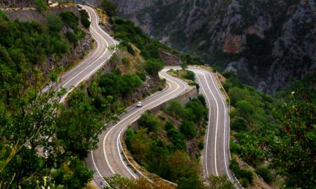 Προσωρινός ανάδοχος για τη βελτίωση των δρόμων στα χωριά του Ταϋγέτου