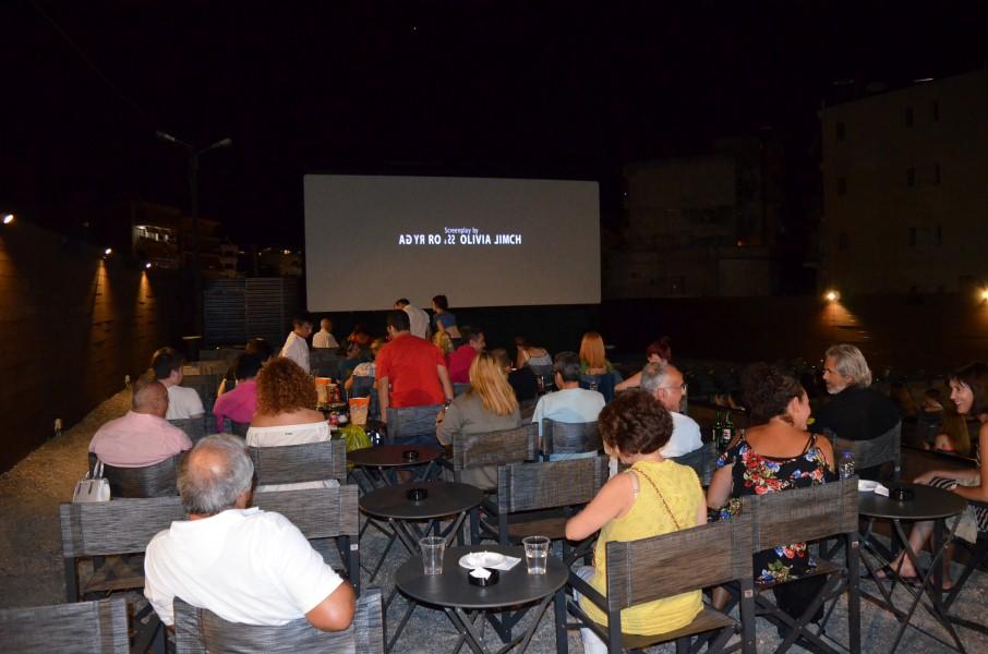 H Kαλαμάτα έχει από χτες και θερινό σινεμά!