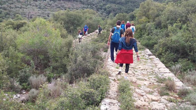 1 εκατομμύριο ευρώ για 1.100 χιλιόμετρα μονοπατιών στην Πελοπόννησο