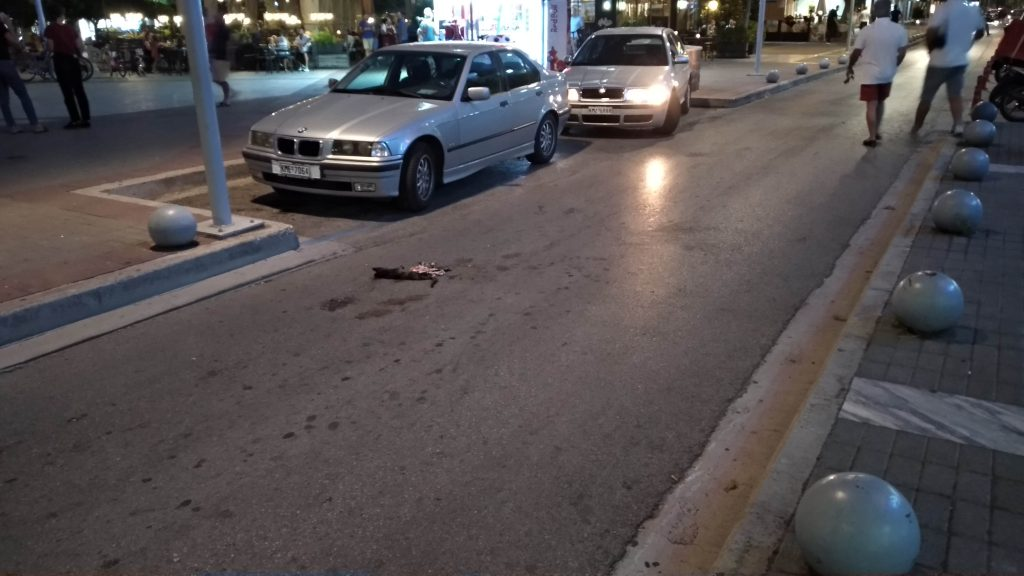Σοβαρό τροχαίο με μηχανή – 3 τραυματίες, σοβαρά ο ένας
