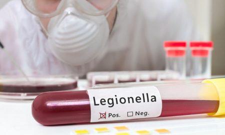 Νόσος των λεγεωνάριων: Αύξηση των κρουσμάτων το περασμένο έτος ανακοίνωσε το ΚΕΕΛΠΝΟ