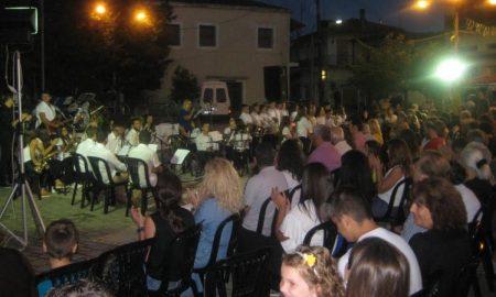Επιτυχημένη μουσική εκδήλωση στο Μελιγαλά