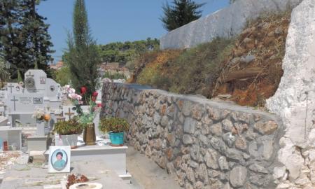 Νεκροταφεία Καλαμάτας: Από σήμερα η πληρωμή τελών και σε τραπεζικό λογαριασμό του Δήμου