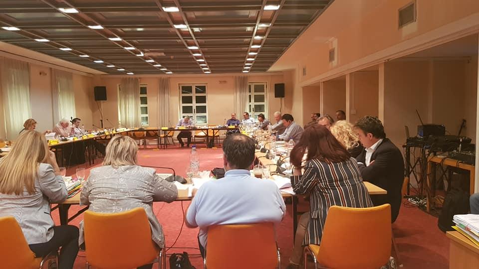 """Πελοπόννησος Πρώτα: """"Εικόνα διάλυσης στο Περιφερειακό Συμβούλιο"""""""
