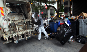 """Δήμος Καλαμάτας: """"Μετά τον 15αύγουστο οι άδειες των υπαλλήλων Καθαριότητας"""""""