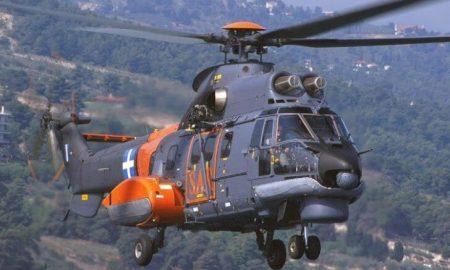 Αεροσκάφη και ελικόπτερα των Ενόπλων Δυνάμεων επιτηρούν για πυρκαγιές