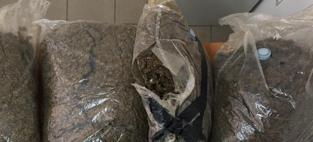 20 κιλά χασίς κατασχέθηκαν σε περιοχή του Δήμου Πύλου- Νέστορος