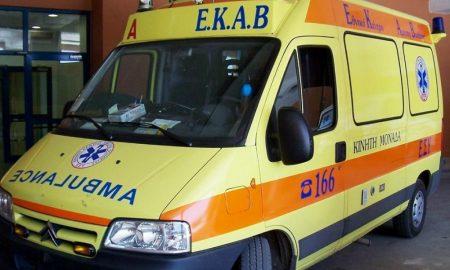 Χρονάς: Επικίνδυνη η κατάσταση με τα ασθενοφόρα στη Μεσσηνία