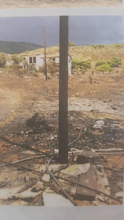 Φωτιά Αττική – Εικόνες – ντοκουμέντο: Το σημείο που ξέσπασε η πυρκαγιά – Οι κινήσεις του υπόπτου