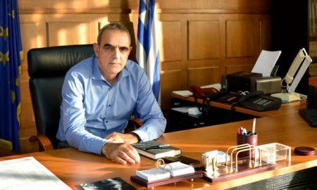 Παραιτήθηκε ο Γ.Γ. Πολιτικής Προστασίας Γιάννης Καπάκης