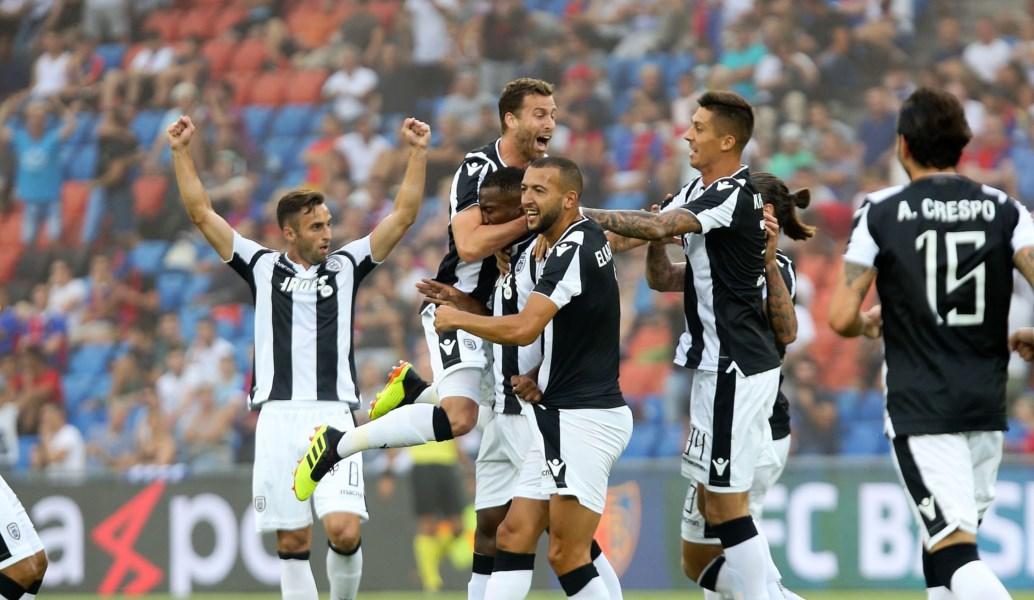 Μεγάλη νίκη για τον ΠΑΟΚ στα προκριματικά του Champions League
