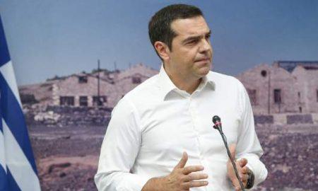 Τσίπρας: Αντιμετωπίζουμε άμεσα και αποφασιστικά την αυθαίρετη δόμηση