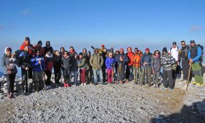 Cosmos: Μοναδική εμπειρία η ανάβαση στην κορυφή του Ταϋγέτου