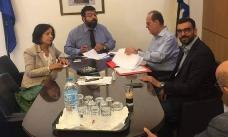 Υπογράφηκε η προγραμματική σύμβαση για την ανακατασκευή των WC στο Δημοτικό Στάδιο Καλαμάτας