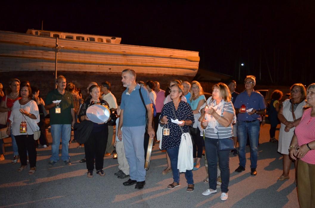 Λιτανεία στο Λιμάνι Καλαμάτας στη μνήμη της Γενοκτονίας των Ελλήνων της Μικράς Ασίας