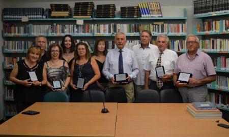 Απονεμήθηκαν τα βραβεία του 2ου Λογοτεχνικού Διαγωνισμού της Δημ. Κεντρικής Βιβλιοθήκης Καλαμάτας