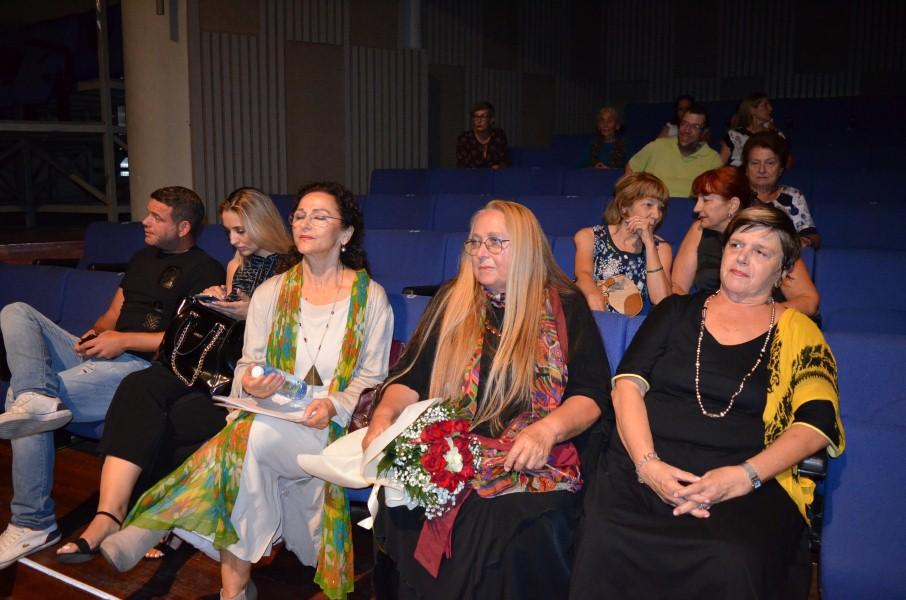 Η Μαρίζα Κωχ παρουσίασε στην Καλαμάτα το βιβλίο της
