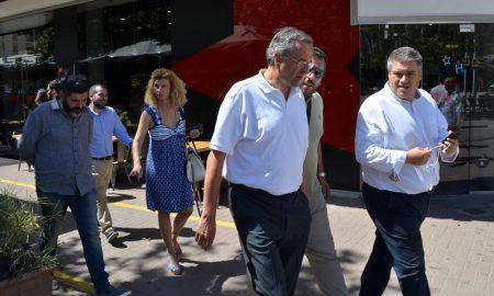 """Σαμαράς: """"Είμαστε έτοιμοι για εκλογές να φύγει η λαίλαπα του ΣΥΡΙΖΑ"""""""