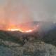 Σε ύφεση η μεγάλη πυρκαγιά στους Γαργαλιάνους-70 στρέμματα η καμένη γη
