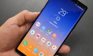 Tech blog: Samsung Galaxy Note 9 ελληνικό hands-on video review