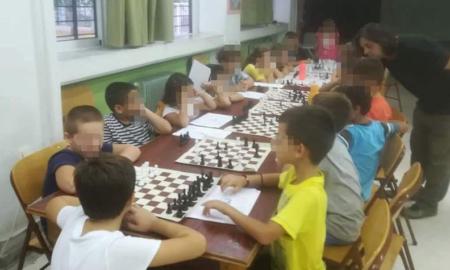 ΚΔΑΠ Καλαμάτας: 76 μαθητές συμμετείχαν στο 1o Aτομικό Πρωτάθλημα Σκάκι