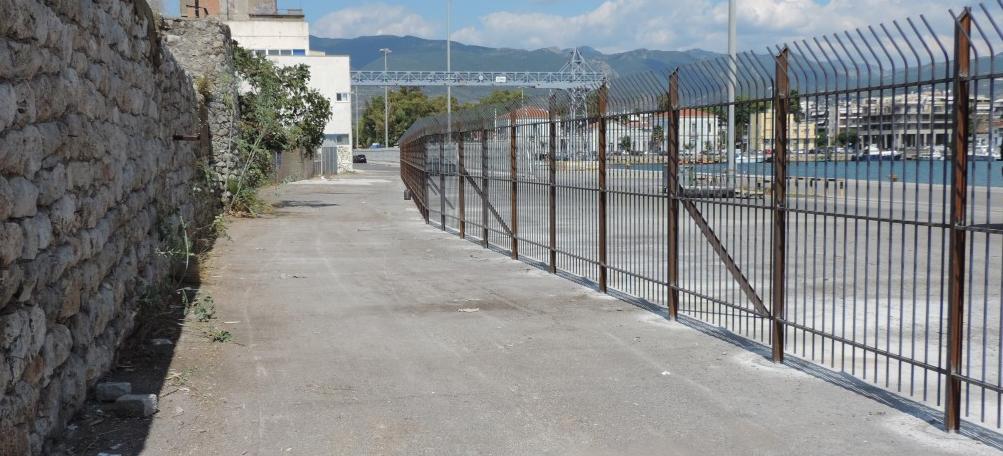 Συνεχίζονται οι παρεμβάσεις στο Λιμάνι Καλαμάτας
