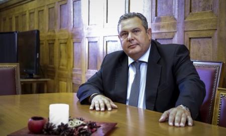 """Καμμένος: """"Ο κ. Μητσοτάκης να πετάξει έξω όλα τα φασισταριά"""""""