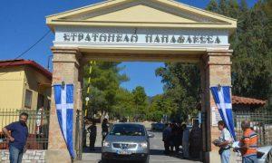 Bασιλόπουλος: «Να παραμείνει το στρατόπεδο Παπαφλέσσα για στρατιωτικούς σκοπούς και μόνο»