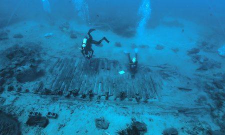 Η ανακάλυψη της δεκαετίας για την Πορτογαλία το ναυάγιο πλοίου 400 ετών