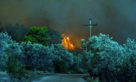 ΓΓΠΠ: Προειδοποίηση για πυρκαγιές και την Τετάρτη
