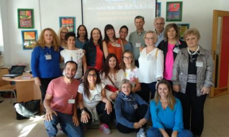10ο Δημοτικό Καλαμάτας: Στη Μαδρίτη για το σχέδιο Active School Days