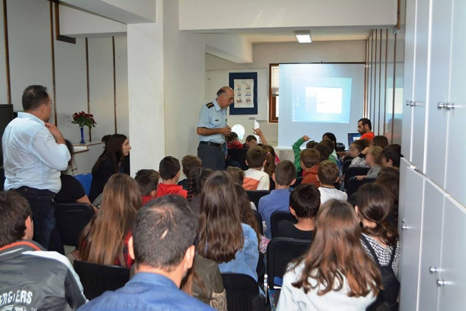 Αστυνομική Διεύθυνση Μεσσηνίας: 180 μαθητές ενημερώθηκαν για την κυκλοφοριακή αγωγή