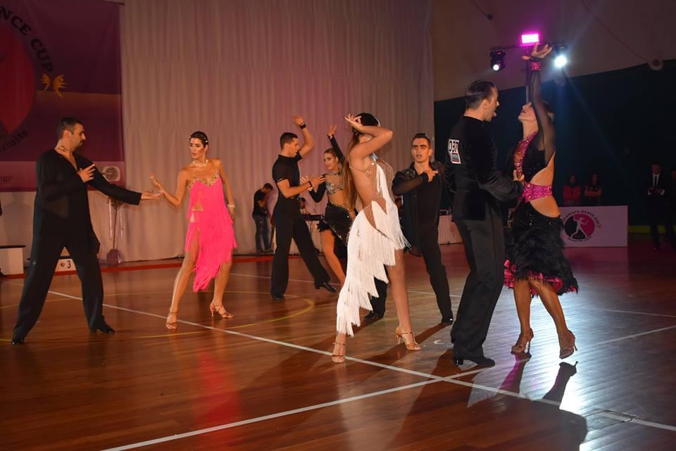 """Κέρδισε τις εντυπώσεις το επιτυχημένο """"Kalamata Dance Cup 2018""""!"""