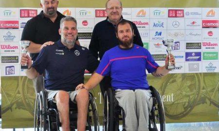 """""""3ο Ancient Messene Open"""": 35 αθλητές του τένις με αμαξίδιο στη Μεσσήνη"""