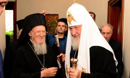 """""""Σχίσμα"""" στην Ορθοδοξία – Αποχωρεί η Ρωσική εκκλησία από το Οικουμενικού Πατριαρχείο"""