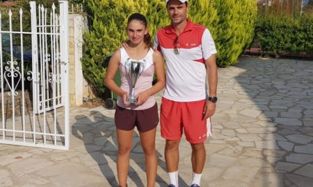 Τένις: Νέα πρωτιά η Παπακωνσταντίνου, 3η θέση η Κουλουμπού στο E3 της Καλαμάτας